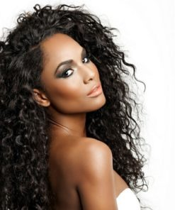 Virgin Remy Hair Extensions Island Curl